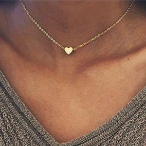 Heart Pendant Necklace! ❤️